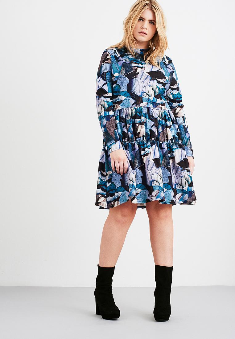 Повседневное платье Lost Ink Plus 603115020370088