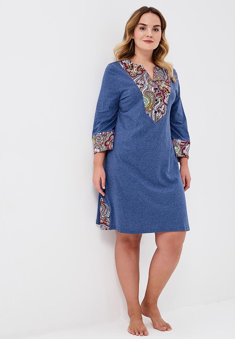 Ночная сорочка Лори T232-8/синий