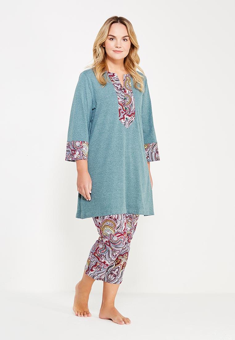 Женское белье и одежда для дома Лори G232-7/зеленый
