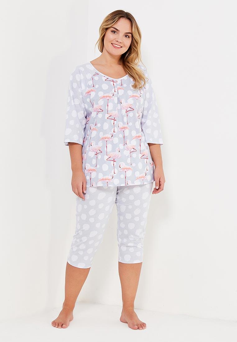 Пижама Лори P148-1/серый
