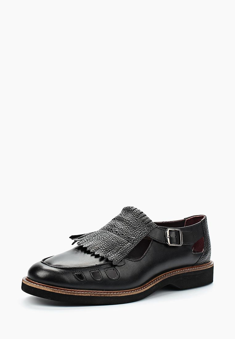 Мужские лоферы London Brogues DIGBY BUCKLE