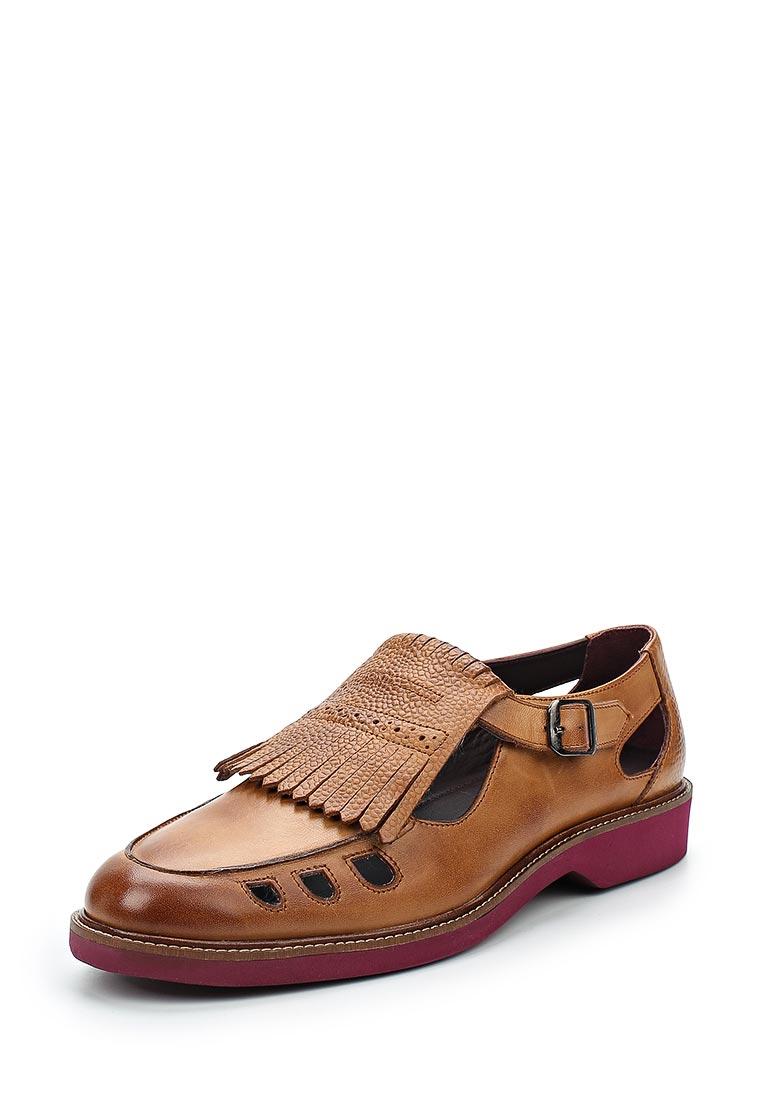 Мужские сандалии London Brogues DIGBY BUCKLE