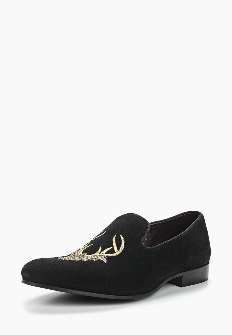 Мужские лоферы London Brogues ANDREW OXFORD LACE