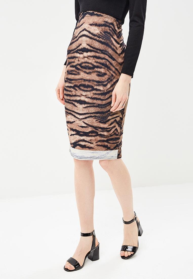 Узкая юбка Lozana Paris IF0026