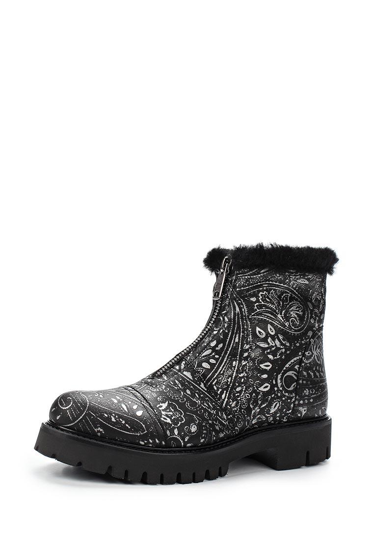 Женские ботинки Loriblu 8IK2T188KBGN00779MRU