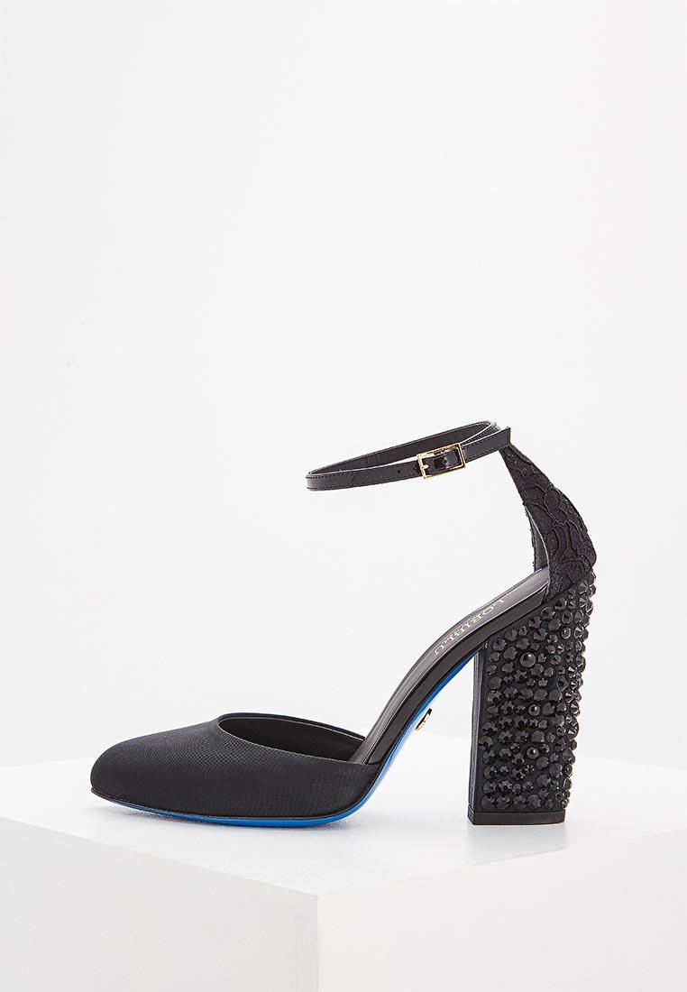 Женские туфли Loriblu 8EYC5153YA1BPJ493PO