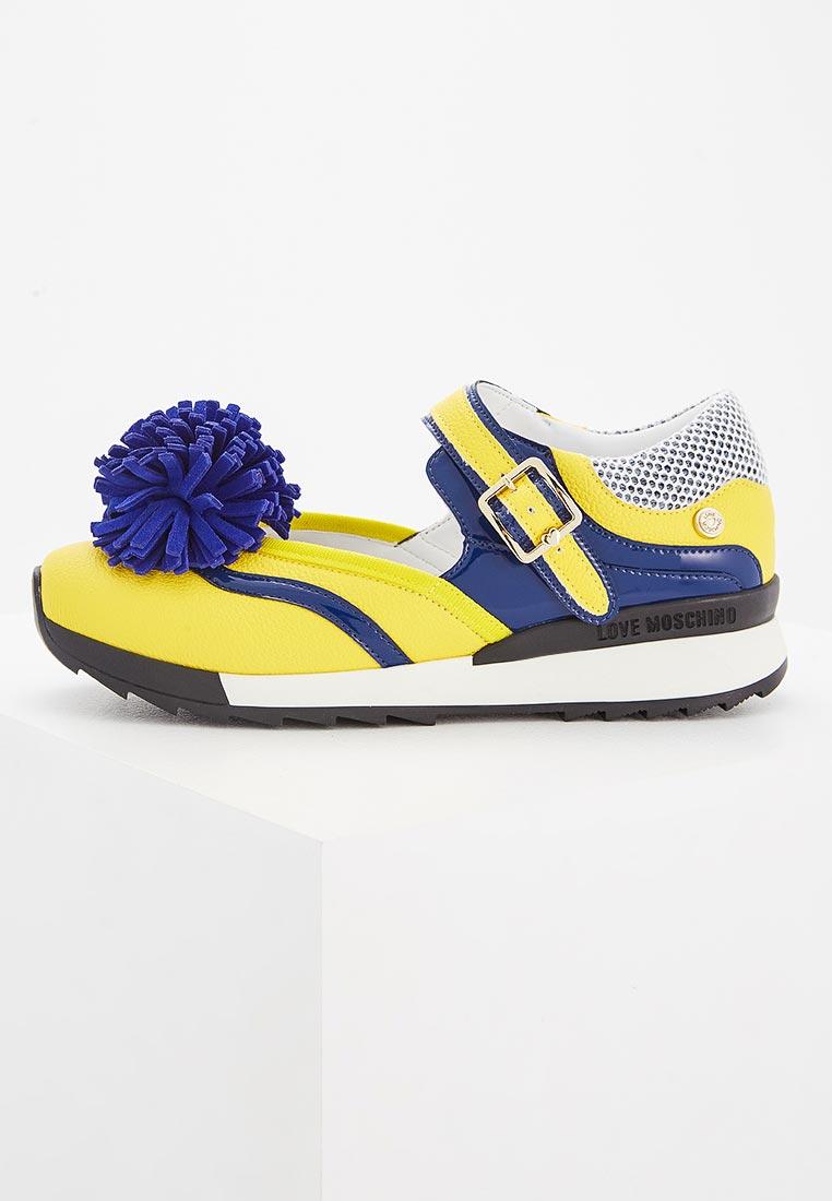 Женские сандалии Love Moschino JA15102G15ID1