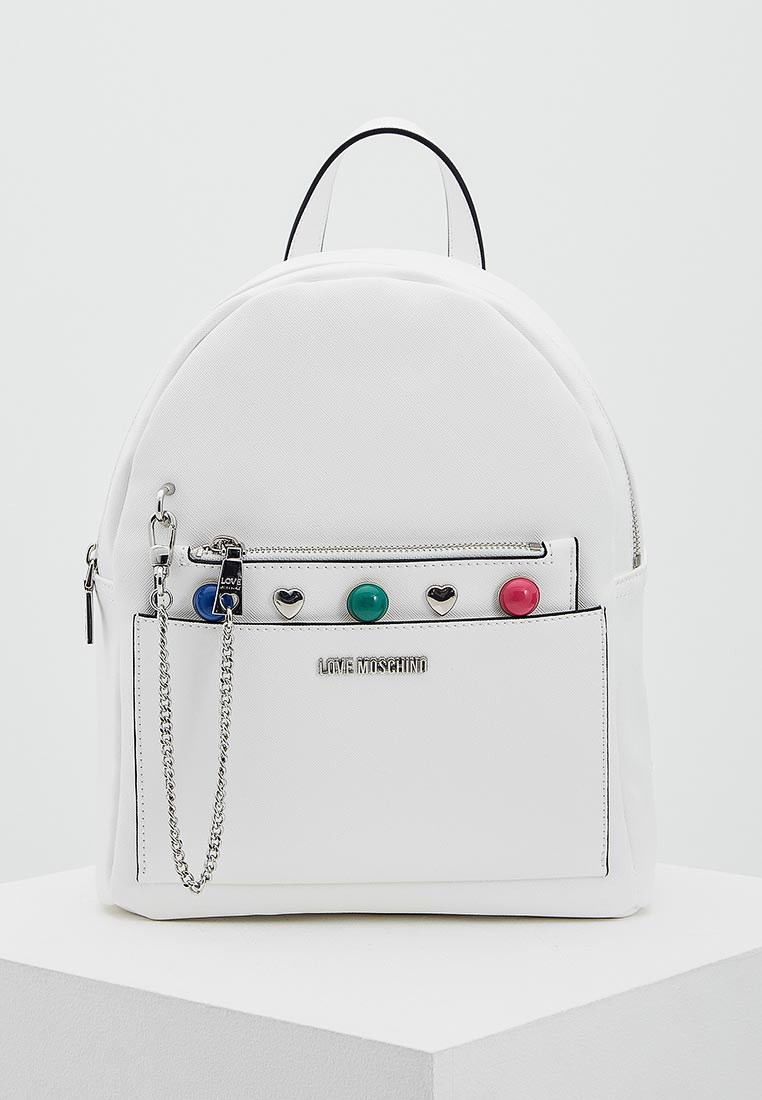 Рюкзак женский Love Moschino JC4301PP05KO0 внешний материал ... 38821098761