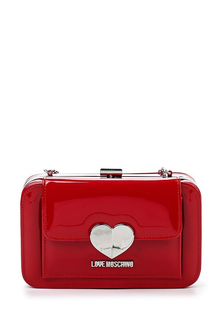 Клатч Love Moschino JC4320PP03KU0