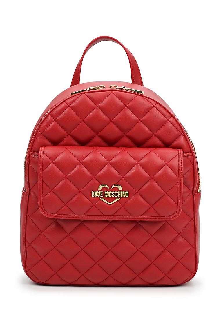 Городской рюкзак Love Moschino JC4011PP14LA0