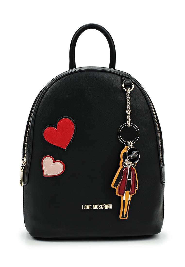 Городской рюкзак Love Moschino JC4090PP14LM0