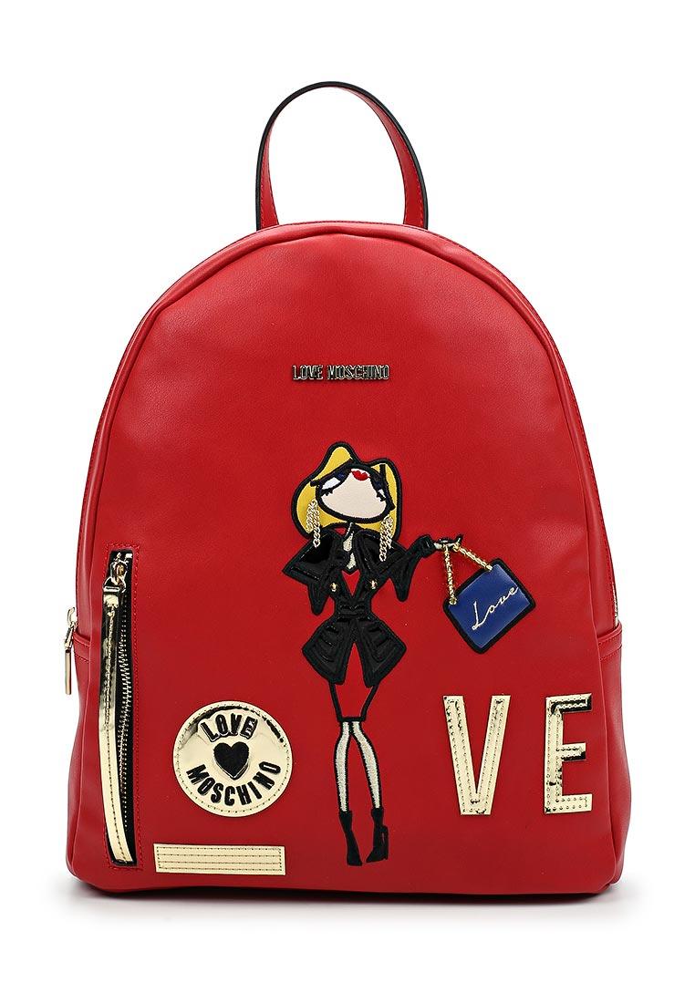 Городской рюкзак Love Moschino JC4115PP14LQ0