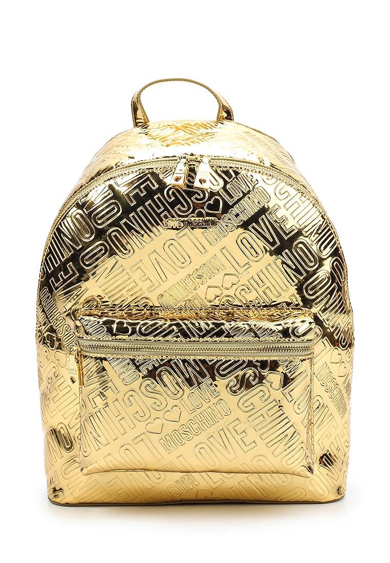 Городской рюкзак Love Moschino JC4240PP04KD0