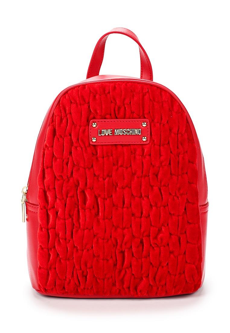 Городской рюкзак Love Moschino JC4286PP04KJ0