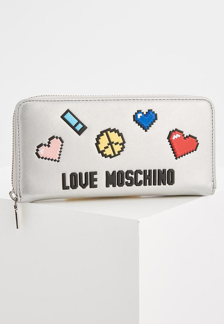 Кошелек Love Moschino JC5521PP15LH0