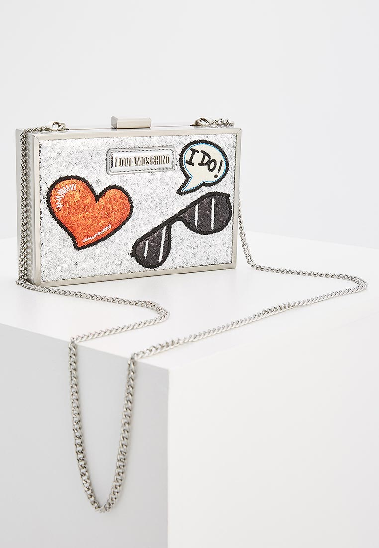 Клатч Love Moschino JC4151PP15LL0