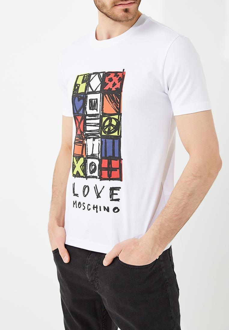 Футболка Love Moschino M 4 731 68 E 1811