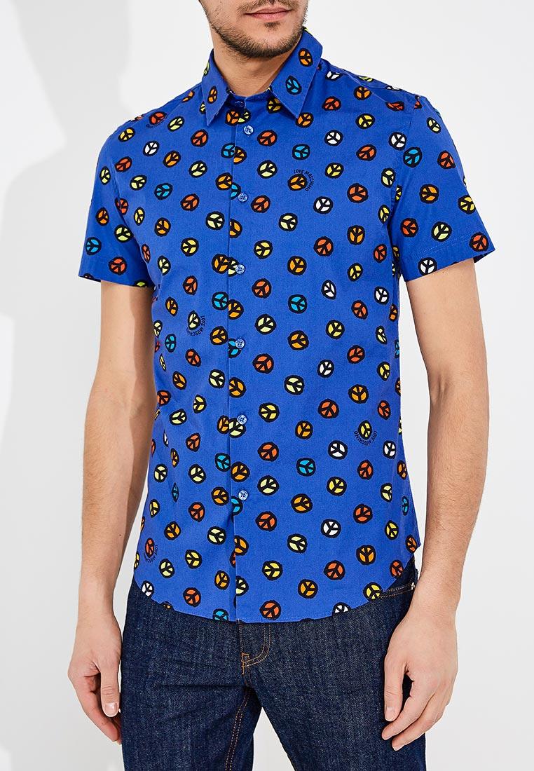 Рубашка с коротким рукавом Love Moschino M C 755 82 S 3033