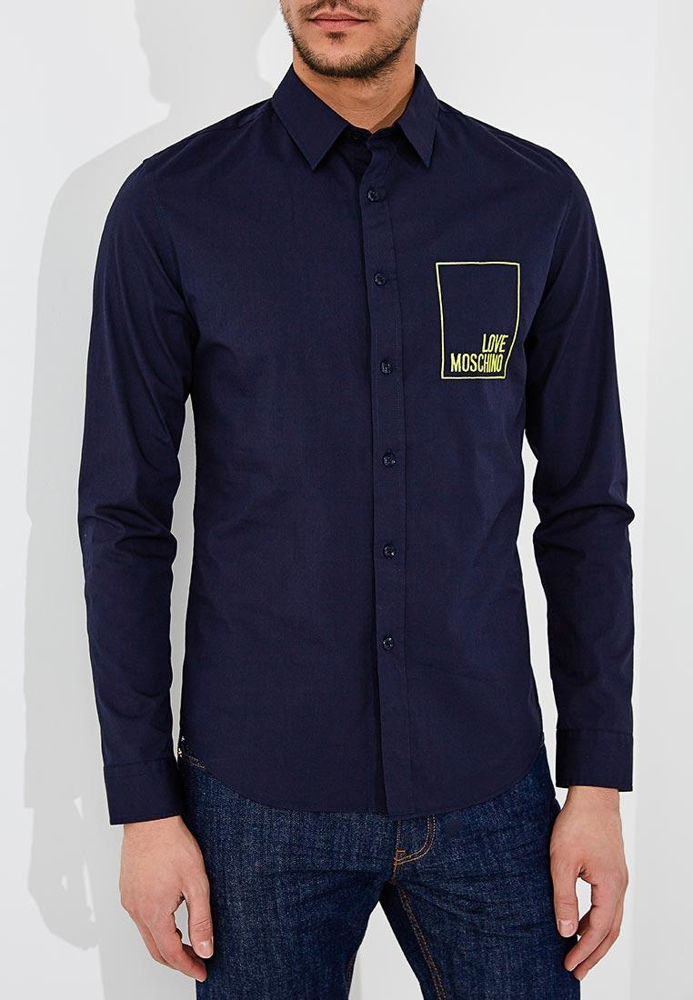 Рубашка с коротким рукавом Love Moschino M C 730 21 S 2891