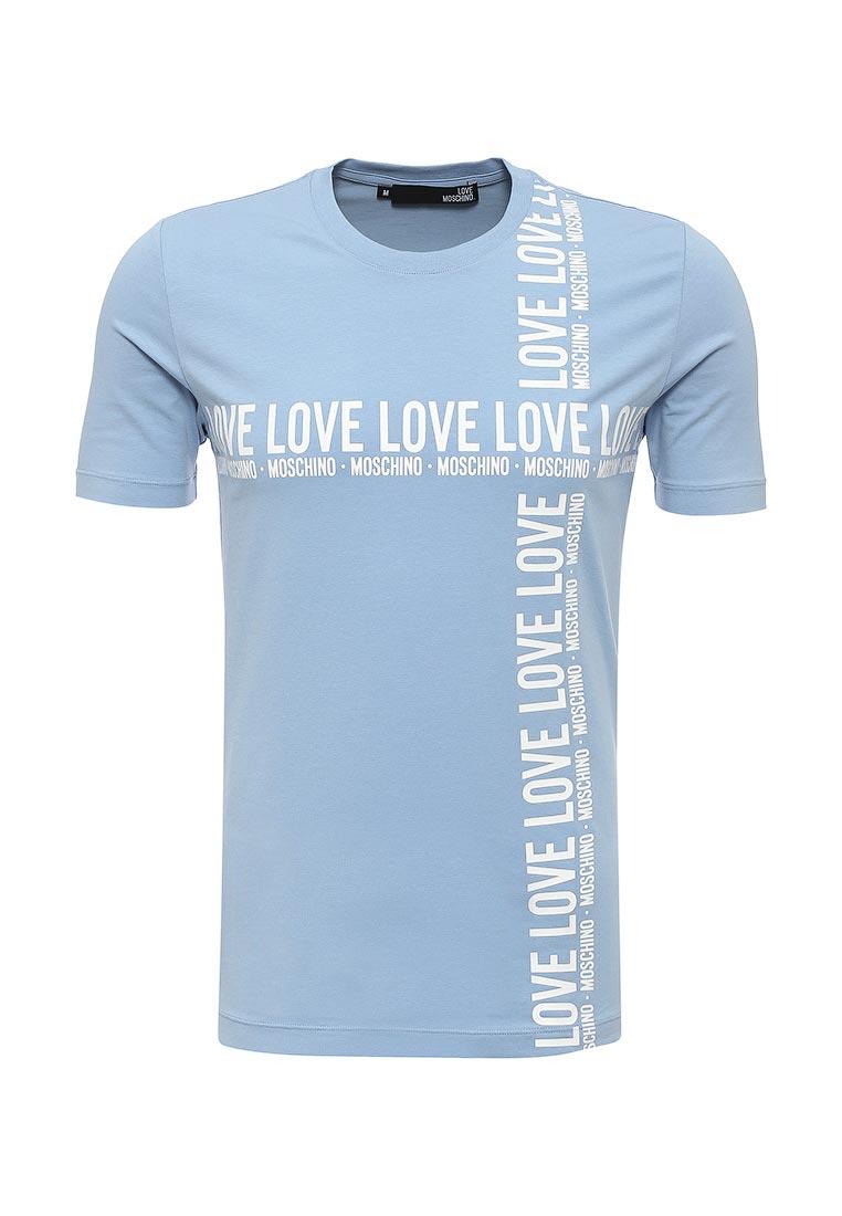 Футболка Love Moschino M 4 731 18 E 1514
