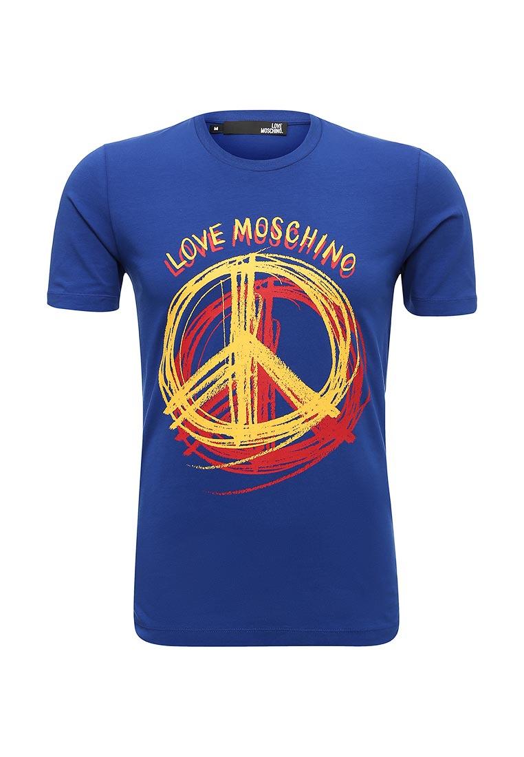 Футболка Love Moschino m 4 731 29 E 1514