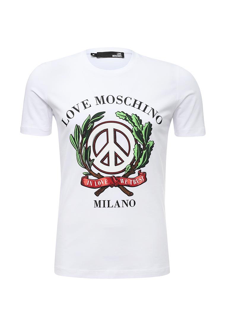 Футболка Love Moschino m 4 731 28 E 1514