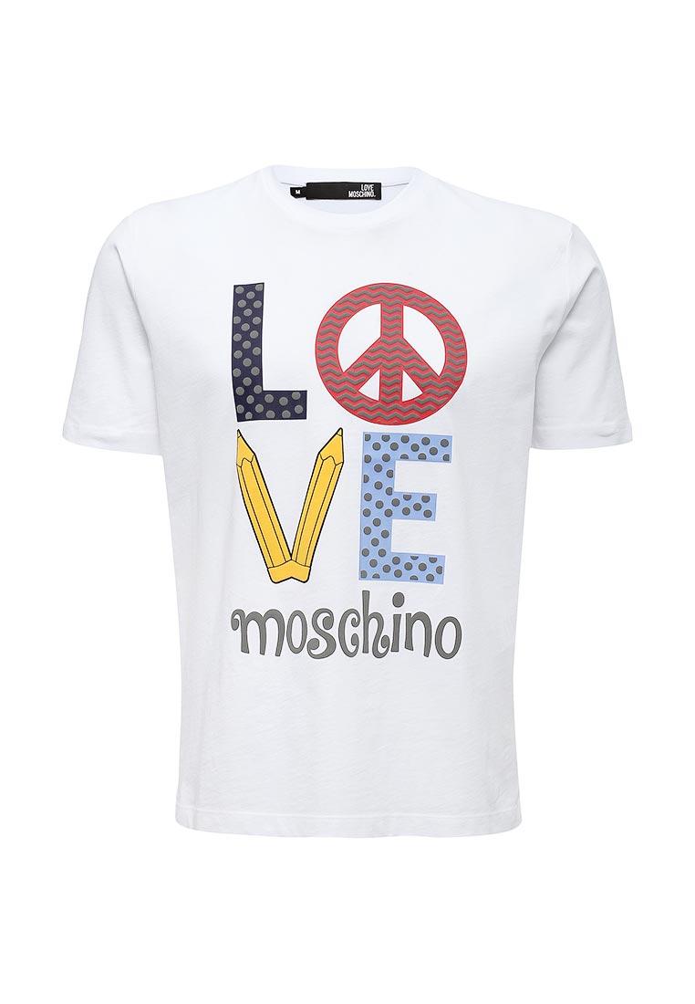 Футболка Love Moschino m 4 732 59 M 3517