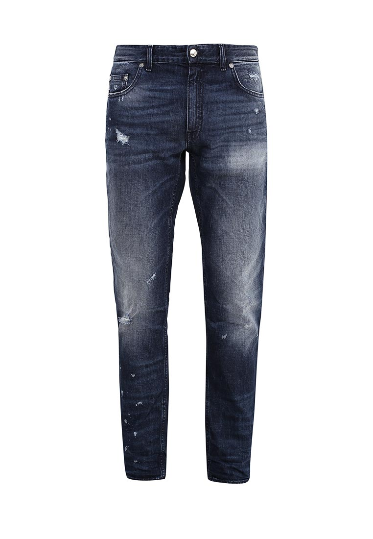 Зауженные джинсы Love Moschino M Q 421 8M T 8901