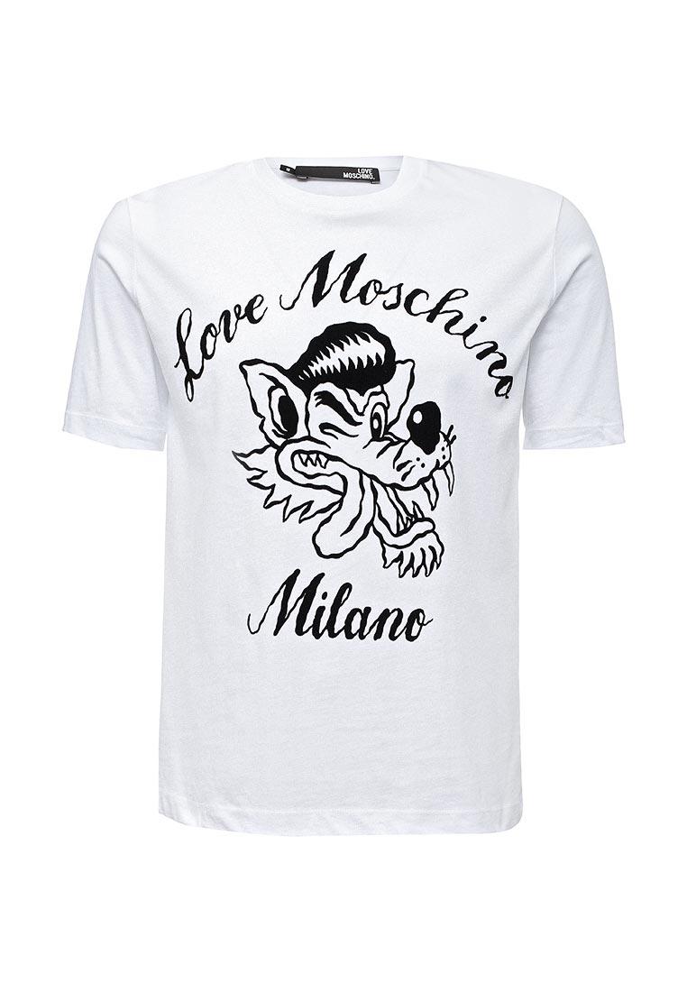 Футболка Love Moschino M 4 732 62 M 3517