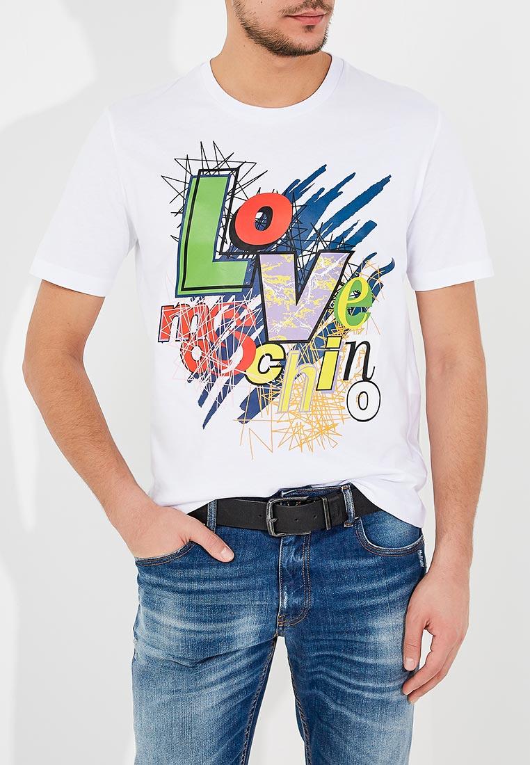 Футболка Love Moschino M 4 732 1L M 3517