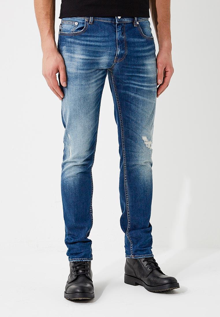 Зауженные джинсы Love Moschino M Q 421 8D S 2992