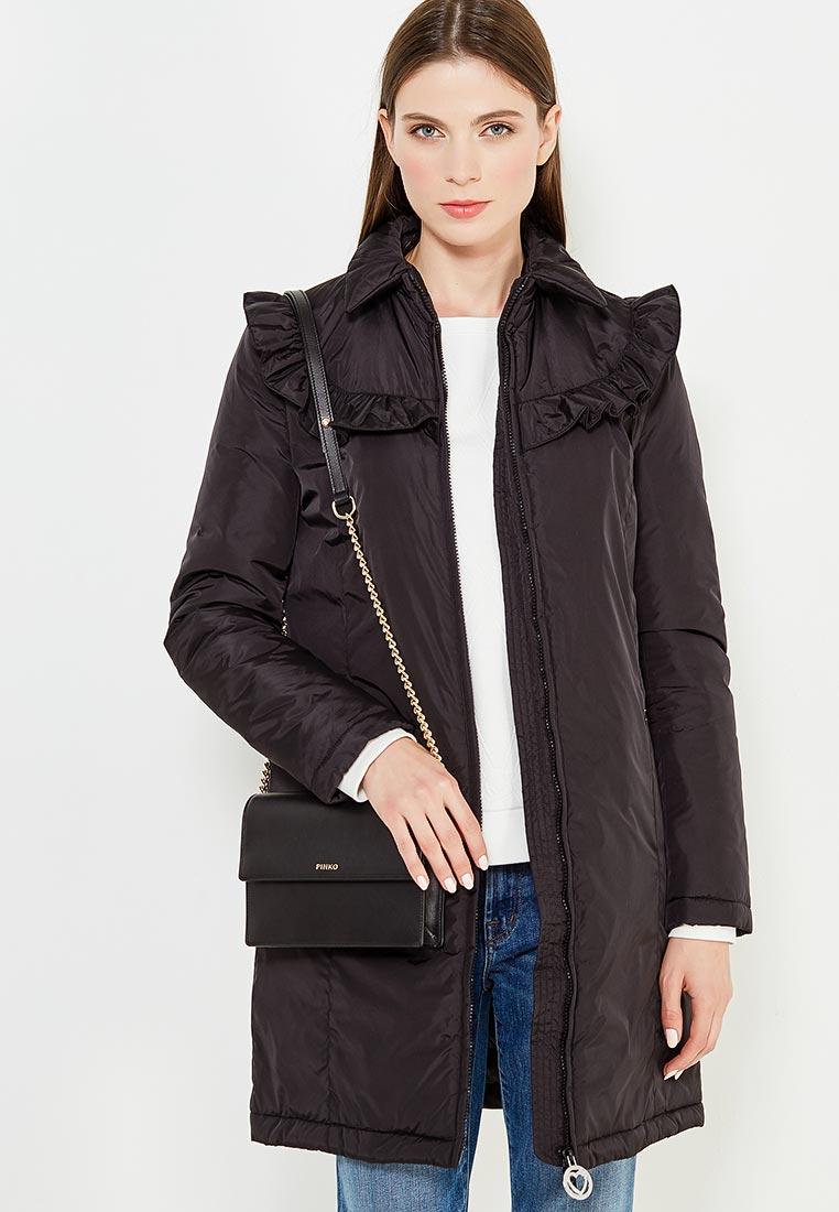 Утепленная куртка Love Moschino W J 162 00 T 8642