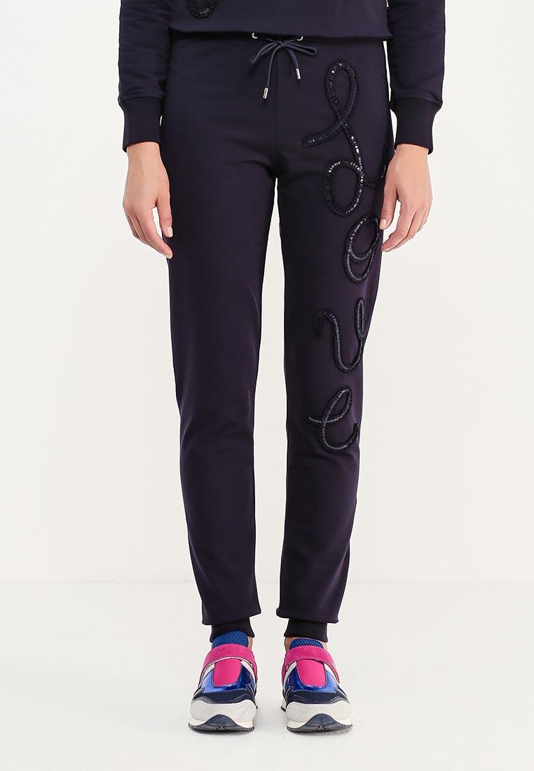 Женские зауженные брюки Love Moschino W 1 424 02 E 1774