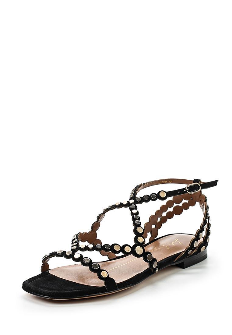 Женские сандалии Lola Cruz 158Z30BK