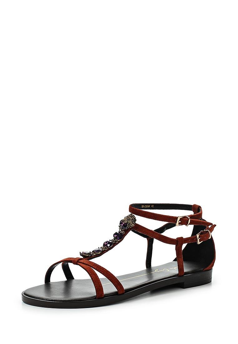 Женские сандалии Lola Cruz 331Z30BK