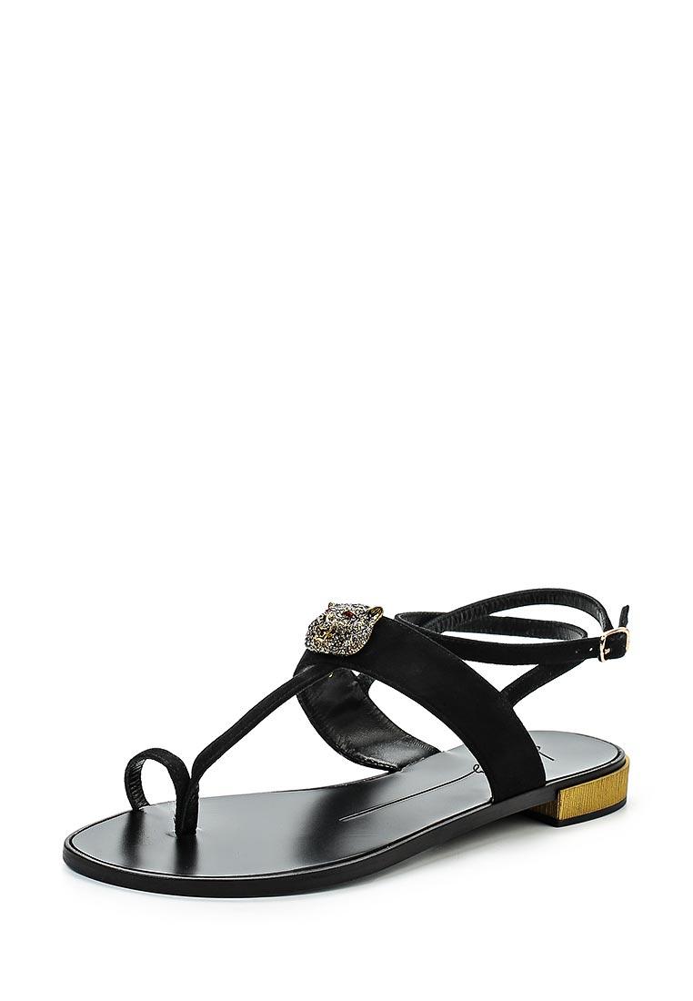 Женские сандалии Lola Cruz 336Z30BK