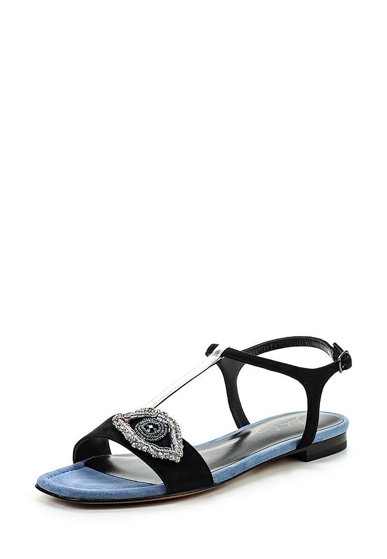 Женские сандалии Lola Cruz 341Z30BK