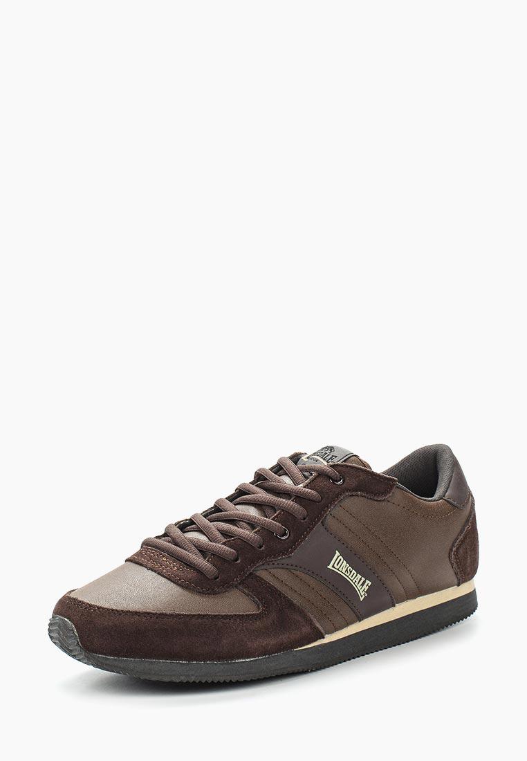 Мужские кроссовки Lonsdale LMA433TF: изображение 2
