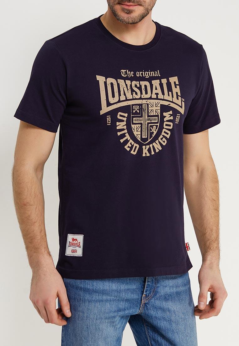 Футболка Lonsdale MTS039