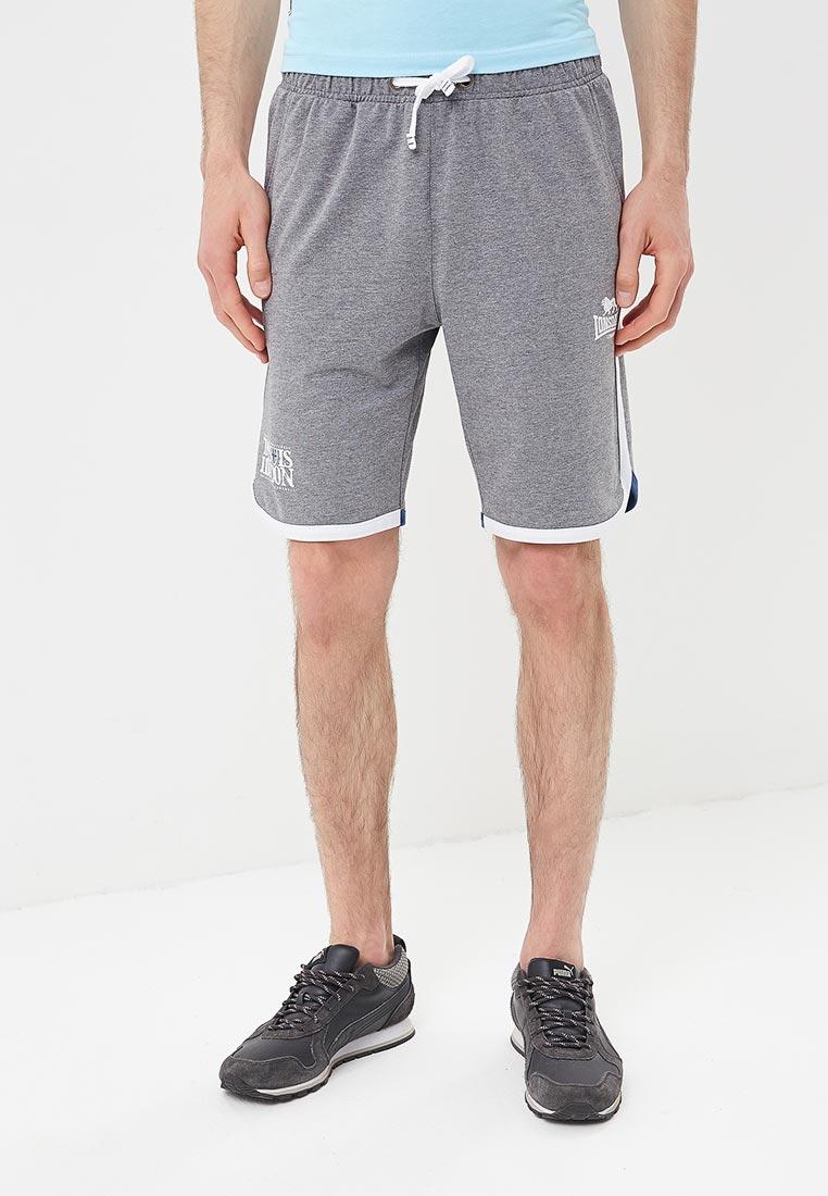 Мужские повседневные шорты Lonsdale MSH010