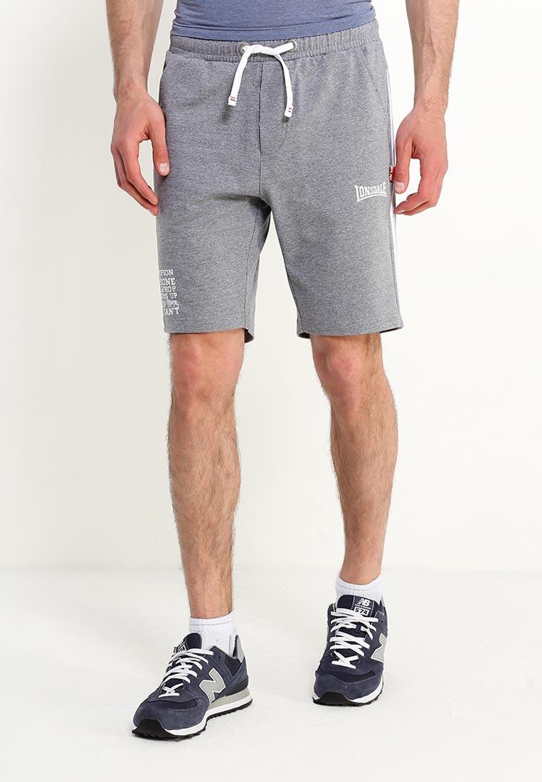 Мужские спортивные шорты Lonsdale MSH005