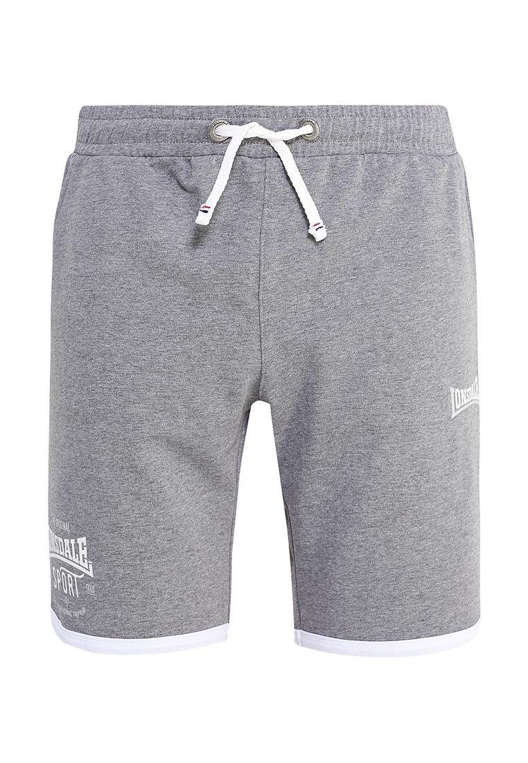 Мужские повседневные шорты Lonsdale MSH006