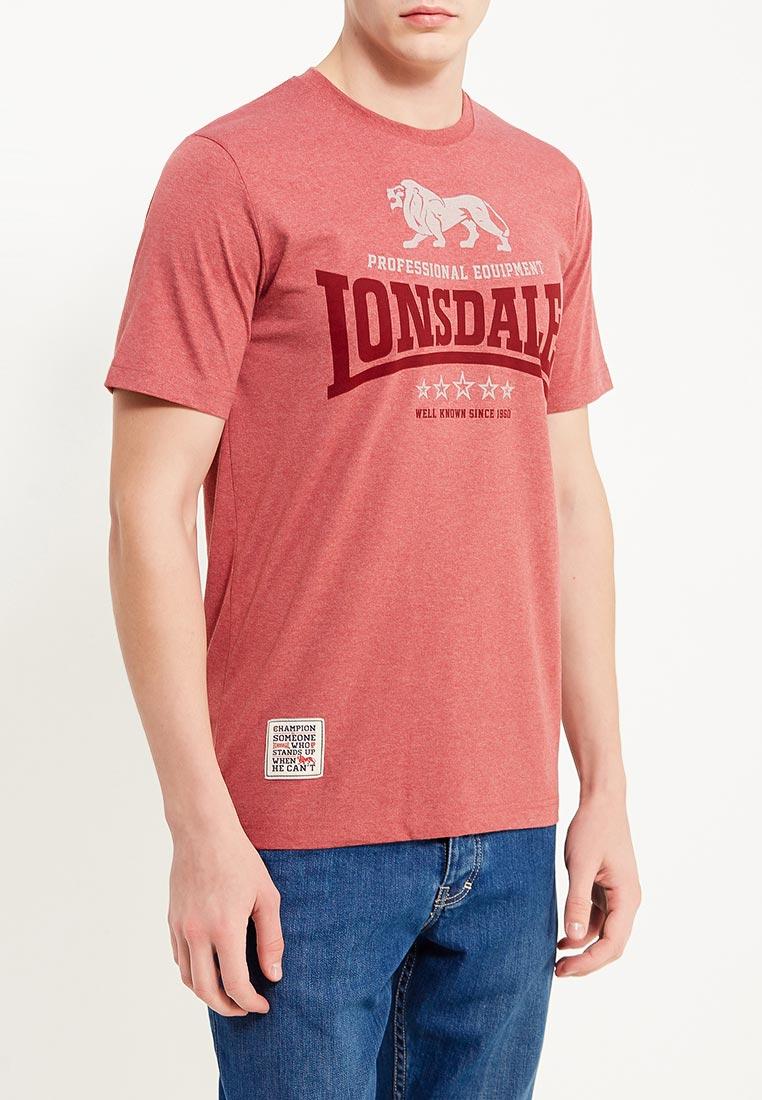 Футболка Lonsdale MTS036