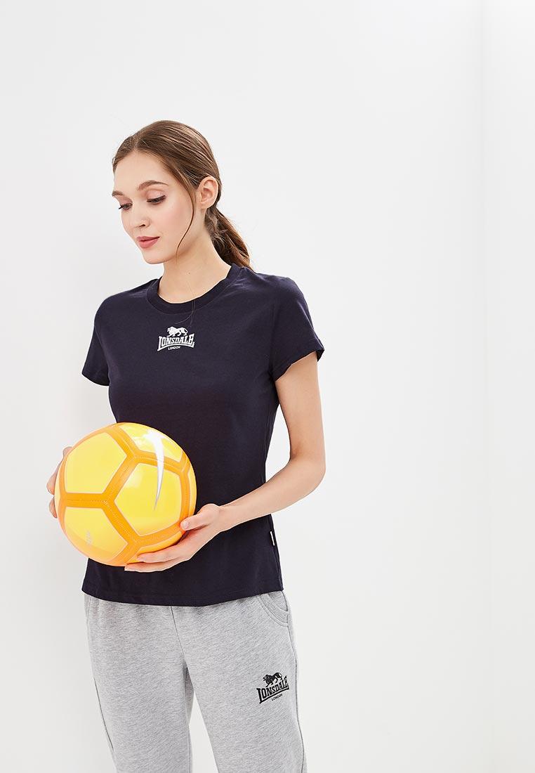 Спортивная футболка Lonsdale (Лонсдейл) WTS01