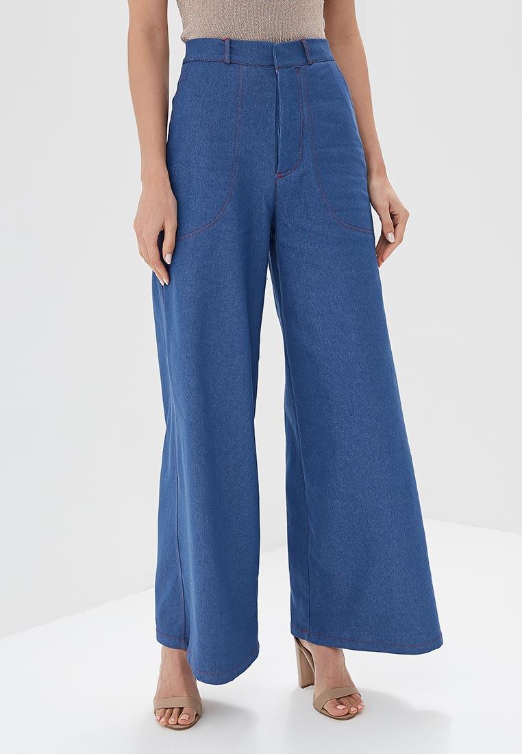 Широкие и расклешенные джинсы Love & Light djd18002t