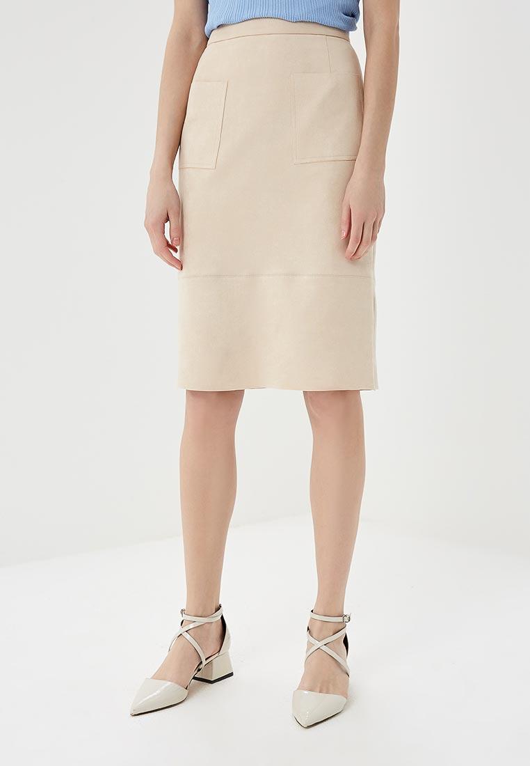 Прямая юбка Lusio SS18-030038