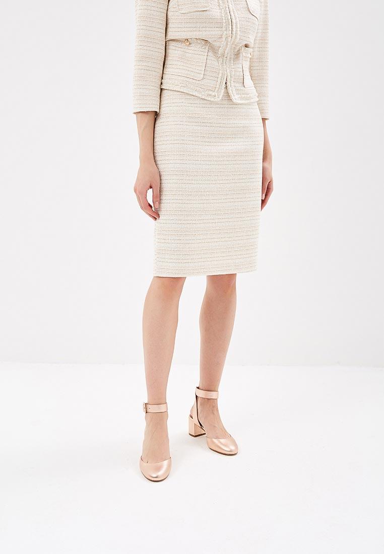Прямая юбка Lusio SS18-030036