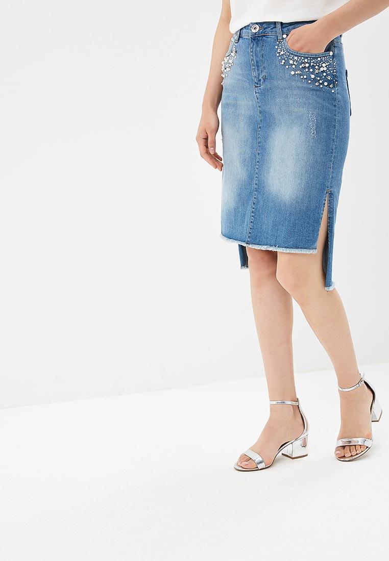 Прямая юбка Lusio SS18-030057: изображение 1