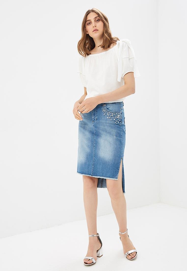 Прямая юбка Lusio SS18-030057: изображение 2