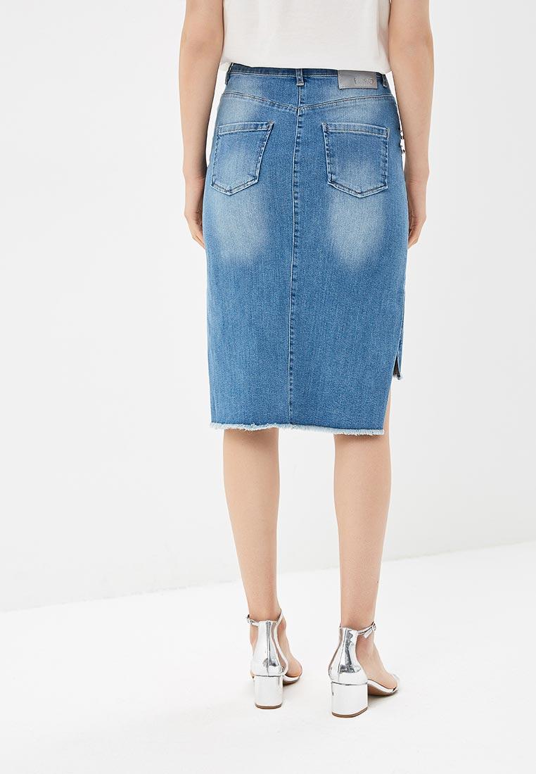 Прямая юбка Lusio SS18-030057: изображение 3